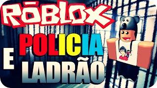 ROBLOX-Police and thief (Feat. Jabuti and PandinhaGame)
