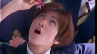 ROHTO Commercial 1994 Yuki Uchida ロート ジーリセ CM 内田有紀 1994.