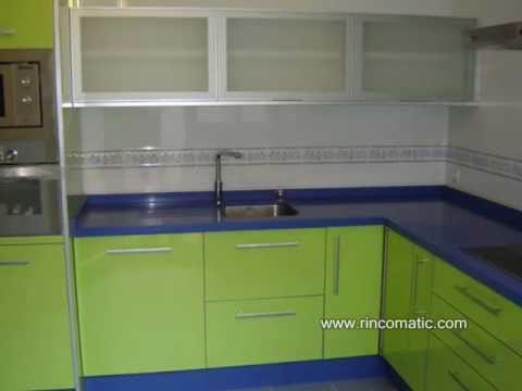 Rincomatic cocinas modernas youtube for Cocinas modernas youtube