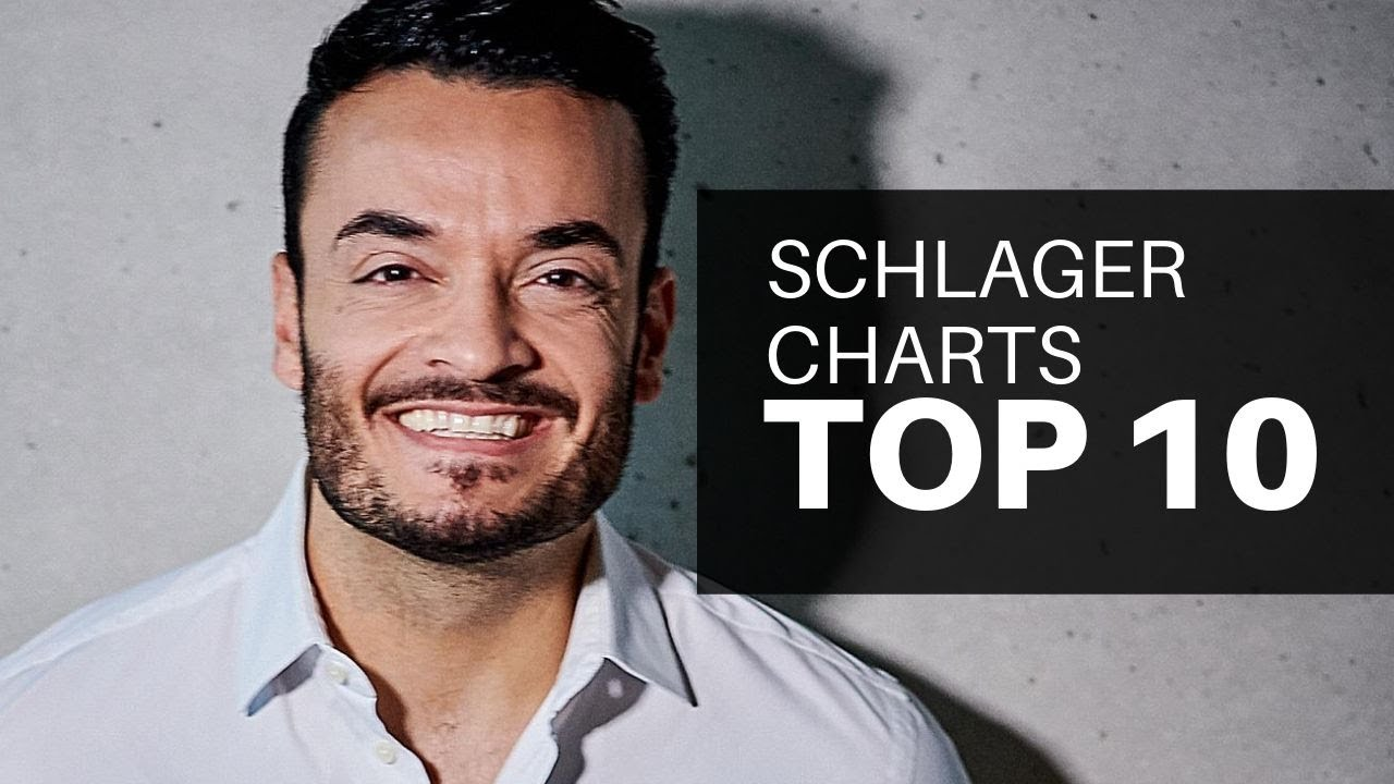 Schlager Charts 😍 Top 10 ⭐ Die Top Schlager Hits