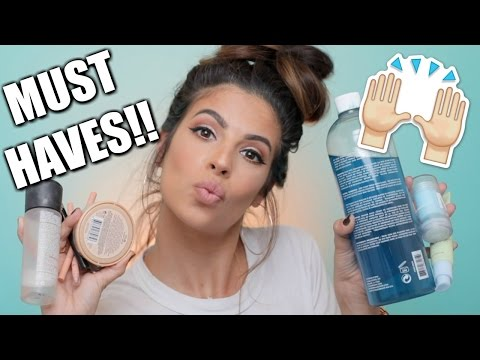 TOP 10 PRODUCTS I CAN'T LIVE WITHOUT!!