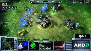 Polt vs MC - Game 2 - IPL4 Groups - StarCraft 2