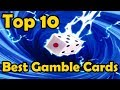 Top 10 Best Gamble Cards in YuGiOh