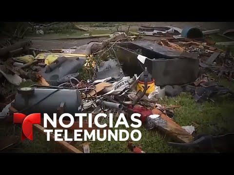 Noticias Telemundo, 26 de agosto de 2017 | Noticiero | Noticias Telemundo