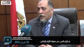 مصر العربية | عبد الهادي القصبي: مصر محفوظة بالأولياء والصالحين