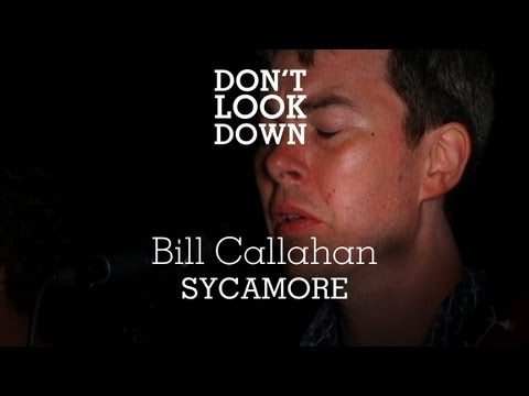 Bill Callahan - Sycamore - Don't Look Down