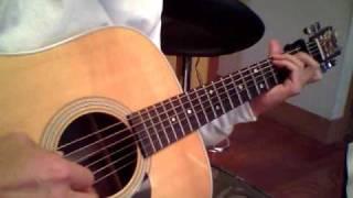 カントリーロード(故郷へ帰りたい)ジョン デンバーのギター弾き語りで...