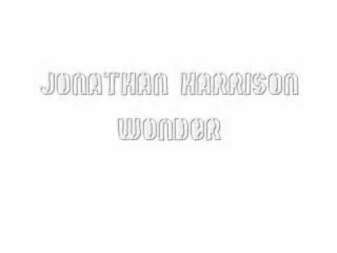 Wonder - Jonathan Harrison
