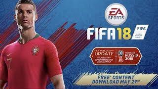 DRAFT, ICON PACK SI SIMULAM PRIMELE 2 MECIURI DE LA MONDIAL LA FIFA 18 WORLD CUP !!!