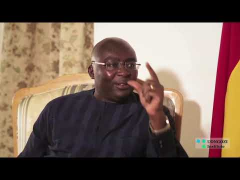 Meet the Leader: H.E. Dr. Alhaji Mahamudu Bawumia