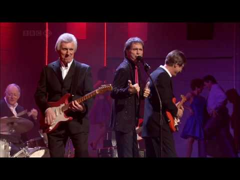 The Shadows 50th Anniversery with Sir Cliff Richard on BBC HD - Royal Variety Performance 2008
