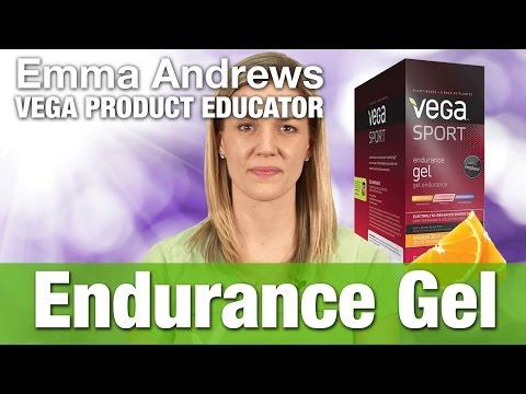 Vega Endurance Gel With Product Educator Emma Andrews
