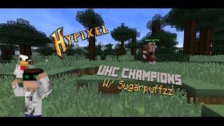 "Minecraft UHC: Hypixel Champions Highlights: ""P BOX IT!!!"""