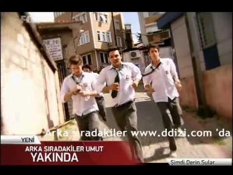 arka sıradakiler umut 161 bölüm tanıtımı 5 sezon 18 09 2011