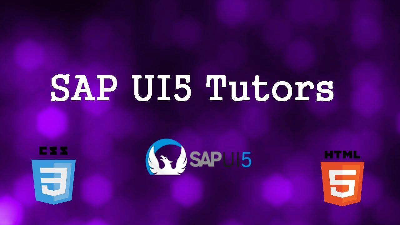 SAPUI5 Viz Charts - SAPUI5 Tutorials