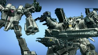 VS all Multiplayer AI's : Armored Core Last Raven