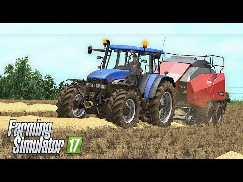 Farming Simulator 2017 | THE WORK CONTINUES | Ballymoon Castle | Episode 8