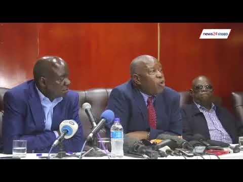 Mugabe given an ultimatum  by Zim War Veterans chief