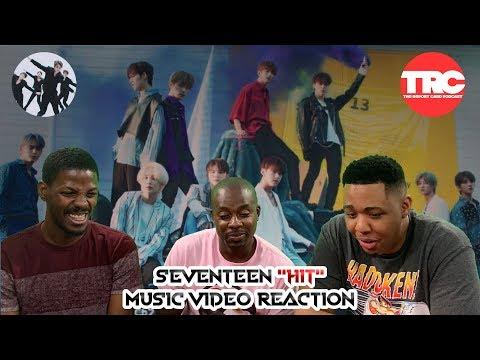 "Seventeen ""HIT""   Reaction"