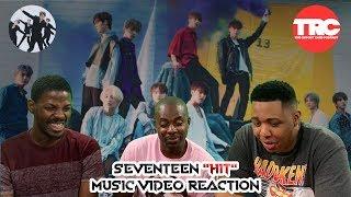 """Seventeen """"HIT"""" Music Video Reaction Video"""