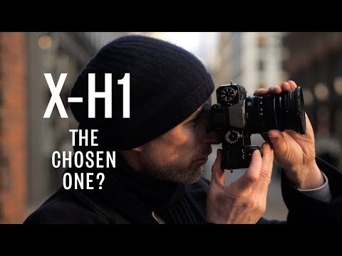 Fujifilm X-H1: The Chosen One? [Review, IBIS, Eterna and real life samples]