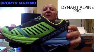 DYNAFIT ALPINE PRO 2017.Zapatillas muy bonitas!!
