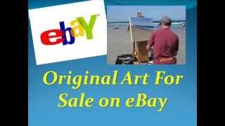 Original Art For Sale on eBay