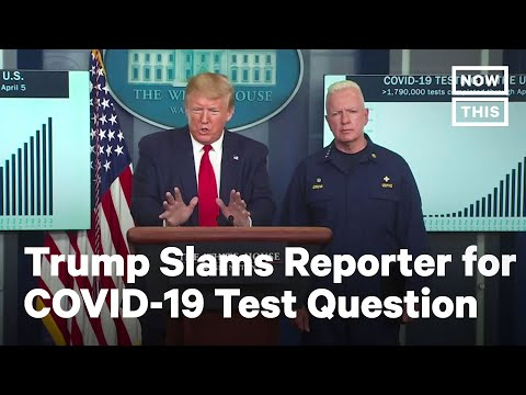 President Trump Lashes Out At Fox News Reporter | NowThis