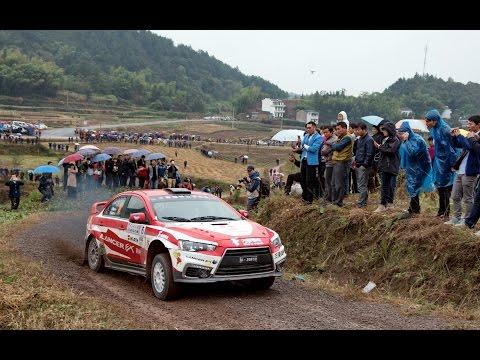 APRC15 - China Rally TV programme