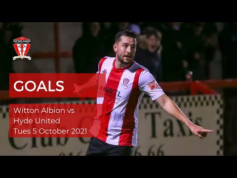Witton Hyde Goals And Highlights
