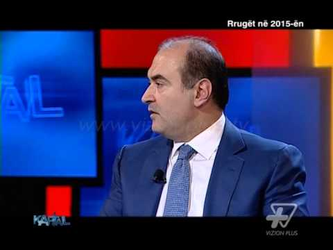 Kapital - Rruget ne 2015-en. Pj.2 - 19 Dhjetor 2014 - Talk show - Vizion Plus