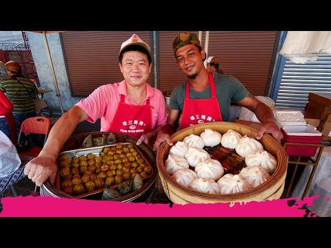 Surinamese CHINESE & INDONESIAN Breakfast Markets Tour | Paramaribo, Suriname