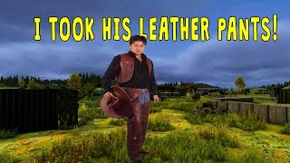 DayZ Standalone - I took his Leather Pants! North West Airfield Pvp
