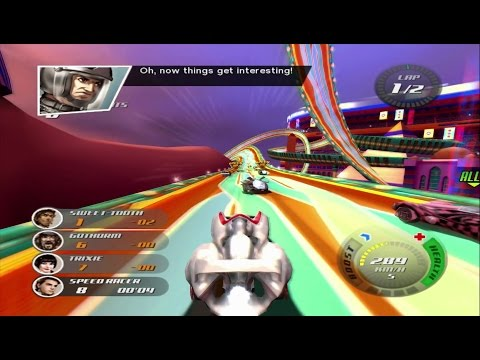Speed Racer: The Videogame PS2 Gameplay HD (PCSX2)