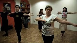 Индийские танцы с Александрой Скрипиной