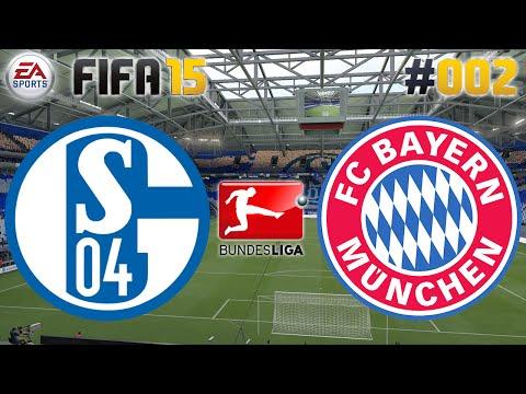 FIFA 15 #002 FC Schalke 04 vs. FC Bayern ★ Bundesliga ★ Let's Play FIFA 15 Multiplayer [Deutsch]