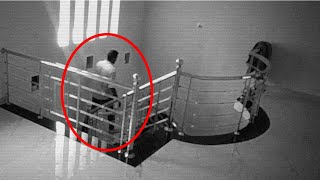 Real Ghost Attack Captured on CCTV Camera | Scary Videos | Paranormal Activity