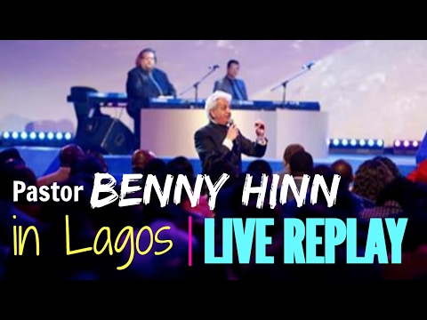 Pastor BENNY HINN in LAGOS (Anointing and the 7 layers of the Bible) - Pastors' Conference (DAY 2)