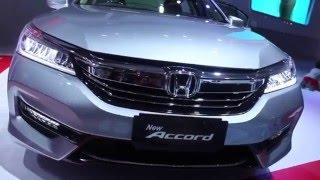 Lihat Tampilan Lengkap&Harga New Honda Accord- Raja Mobil
