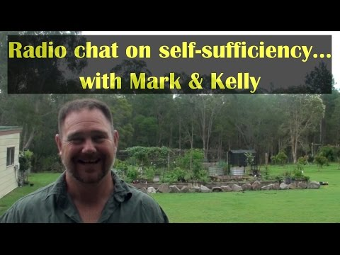 ABC Radio Prepper & Self Sufficiency Chat with Mark & Kelly
