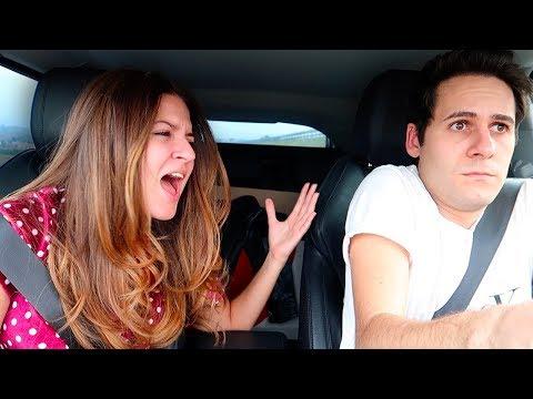 KARAOKE IN MACCHINA! (Carpool)