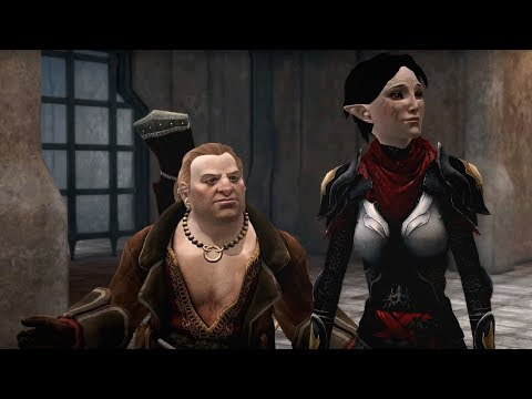 To the Rescue! [all options] Mark of the Assassin DLC   Dragon Age 2  