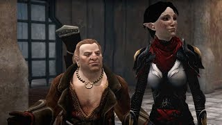To the Rescue! [all options] Mark of the Assassin DLC | Dragon Age 2