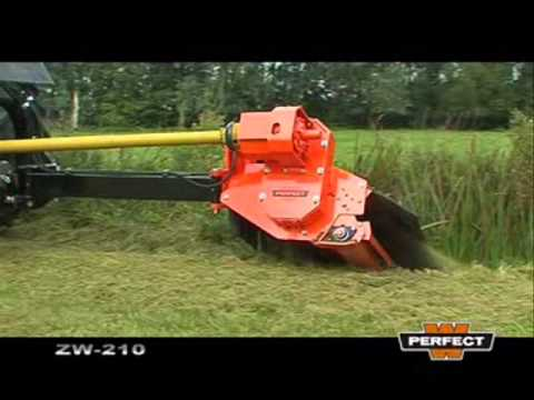 Perfect Multi Mower ZW 210