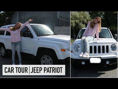 CAR TOUR // JEEP PATRIOT!! | Mel Joy