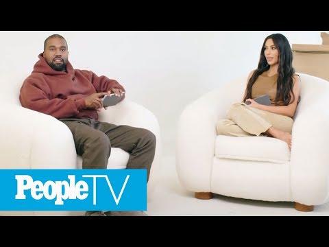 Kim Kardashian And Kanye West Show Off Their 'Futuristic Monastery' Mansion — See Inside! | PeopleTV