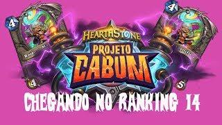 Destruindo no Hearthstone Ranking 14_com Rojão.