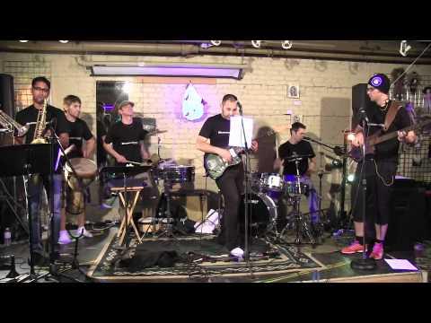 Democrafunk in concert, June 17th, 2011