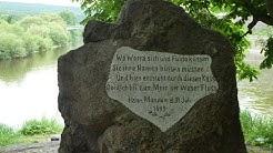 Weser-Radweg. 1. Abschnitt. Von Hannoversch-Münden bis Holzminden.