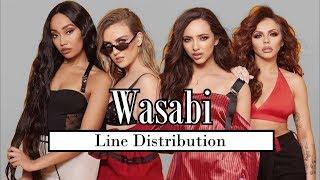 Little Mix - Wasabi [Line Distribution]